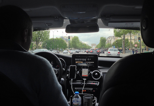 Uber in Paris: How to find the cheapest rides