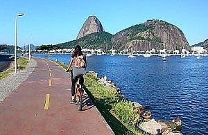 Bike Rio on a Tour or On Your Own