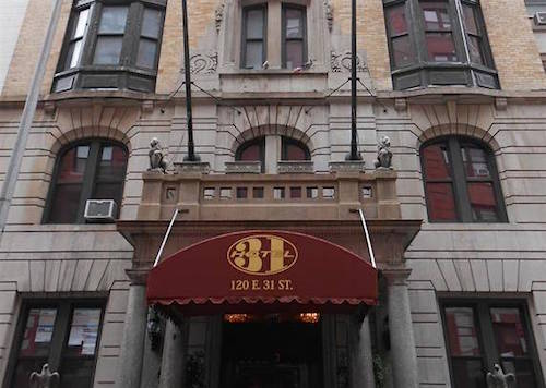 4 surprisingly affordable New York hotels for Christmas