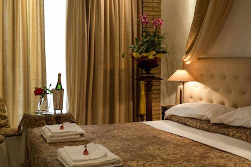 Valentine's Day: Romantic hotels in Rome that won't break the bank