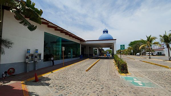 The Puerto Vallarta Bus Station: Killing Time and Getting Out